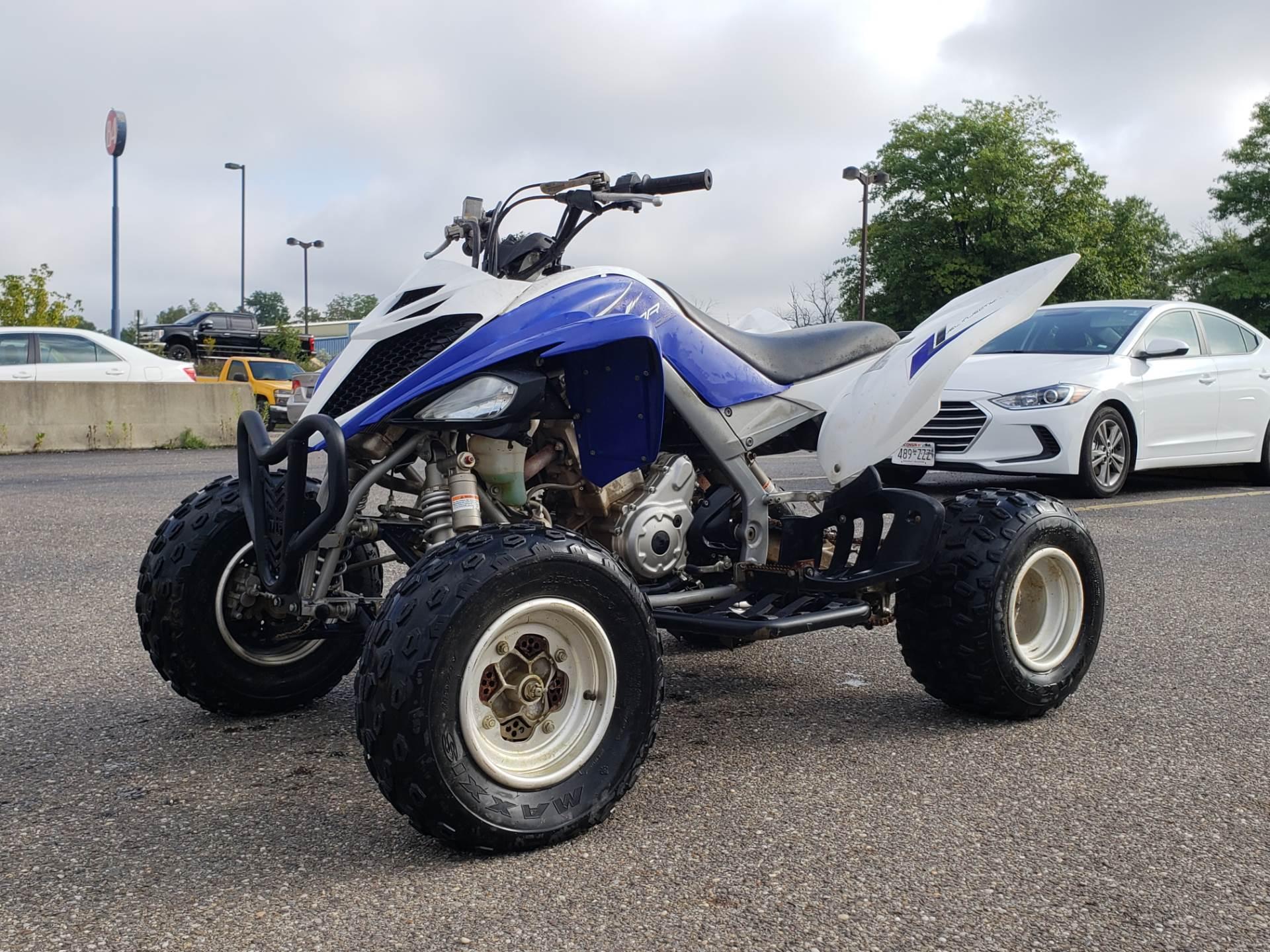2013 Yamaha Raptor 700R 2