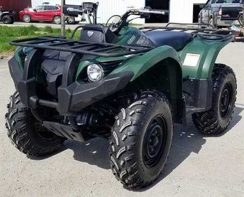 2012 Yamaha Grizzly 450 Auto. 4x4 in Cambridge, Ohio - Photo 2