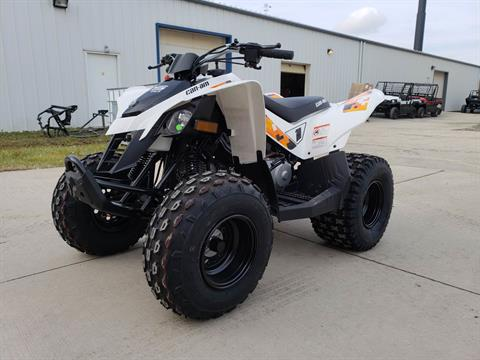 2019 Can-Am DS 70 in Cambridge, Ohio - Photo 2