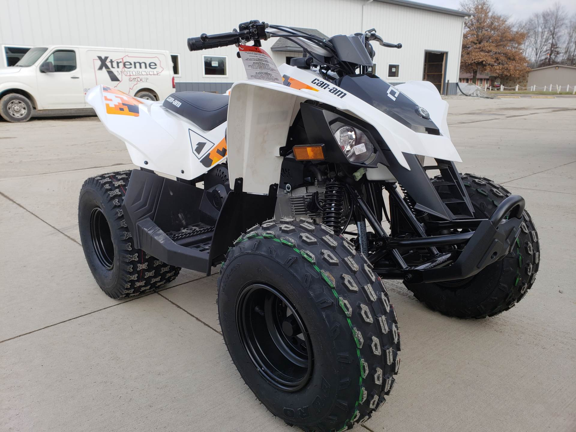 2020 Can-Am DS 70 in Cambridge, Ohio - Photo 4