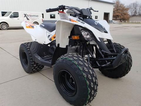 2019 Can-Am DS 70 in Cambridge, Ohio - Photo 4