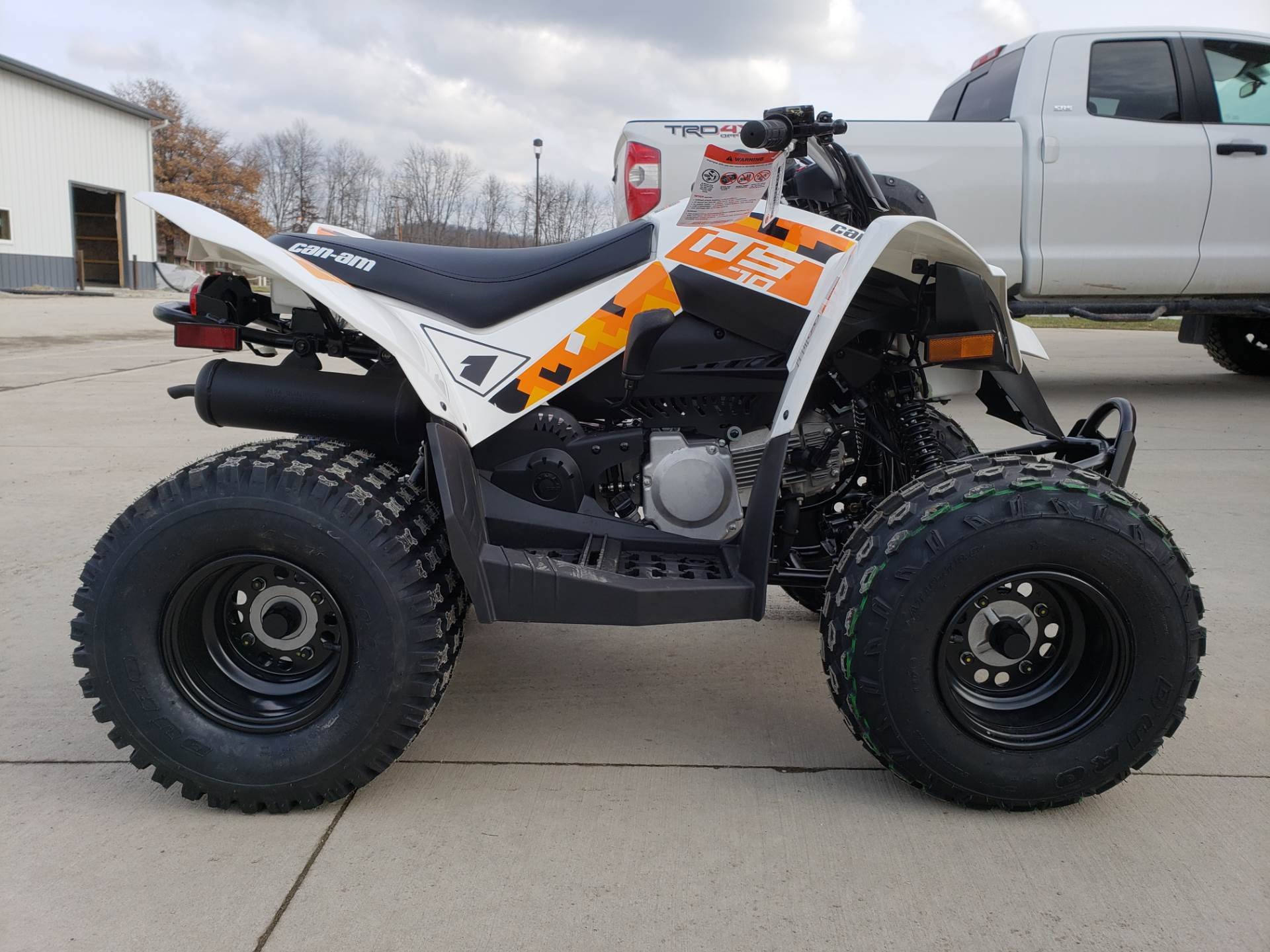 2019 Can-Am DS 70 in Cambridge, Ohio - Photo 5