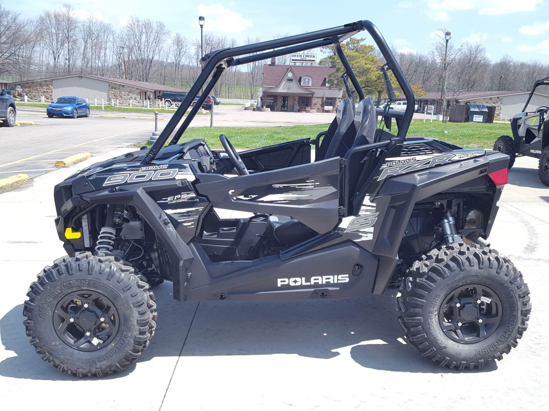 2018 Polaris RZR S 900 EPS in Cambridge, Ohio