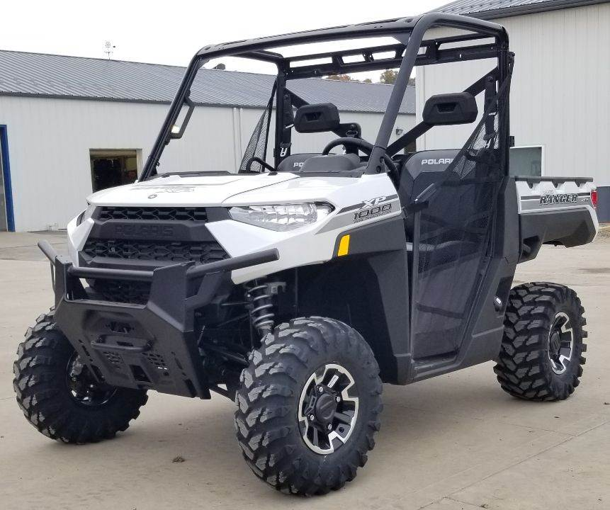 2019 Polaris Ranger XP 1000 EPS Premium in Cambridge, Ohio - Photo 6