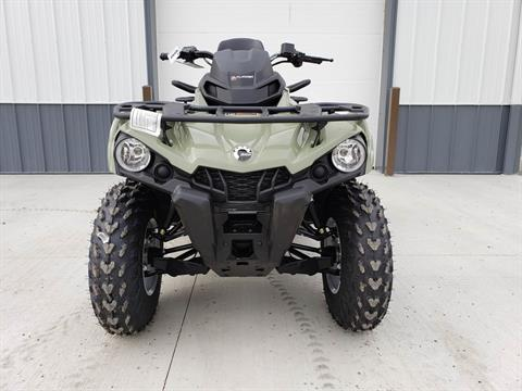 2019 Can-Am Outlander MAX DPS 570 in Cambridge, Ohio - Photo 3