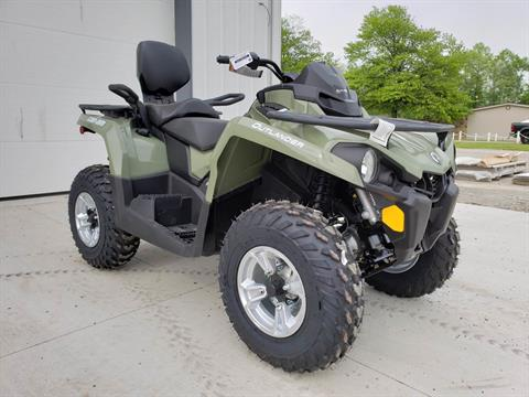 2019 Can-Am Outlander MAX DPS 570 in Cambridge, Ohio - Photo 4