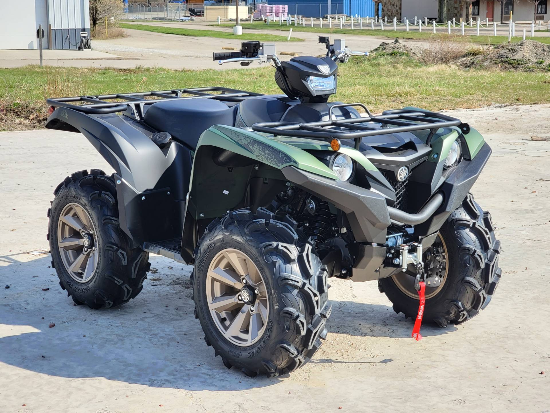 2021 Yamaha Grizzly EPS XT-R in Cambridge, Ohio - Photo 1