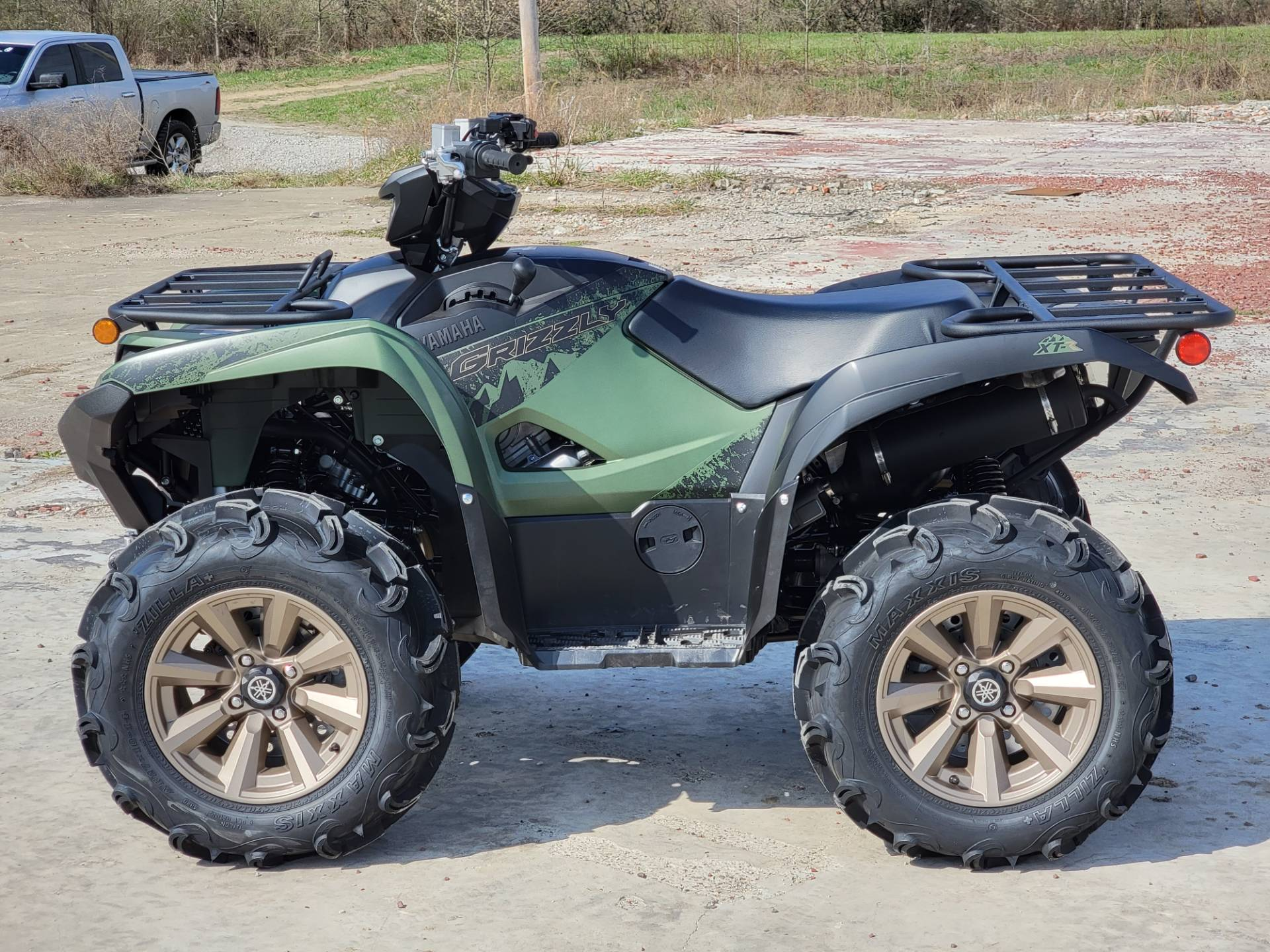 2021 Yamaha Grizzly EPS XT-R in Cambridge, Ohio - Photo 5