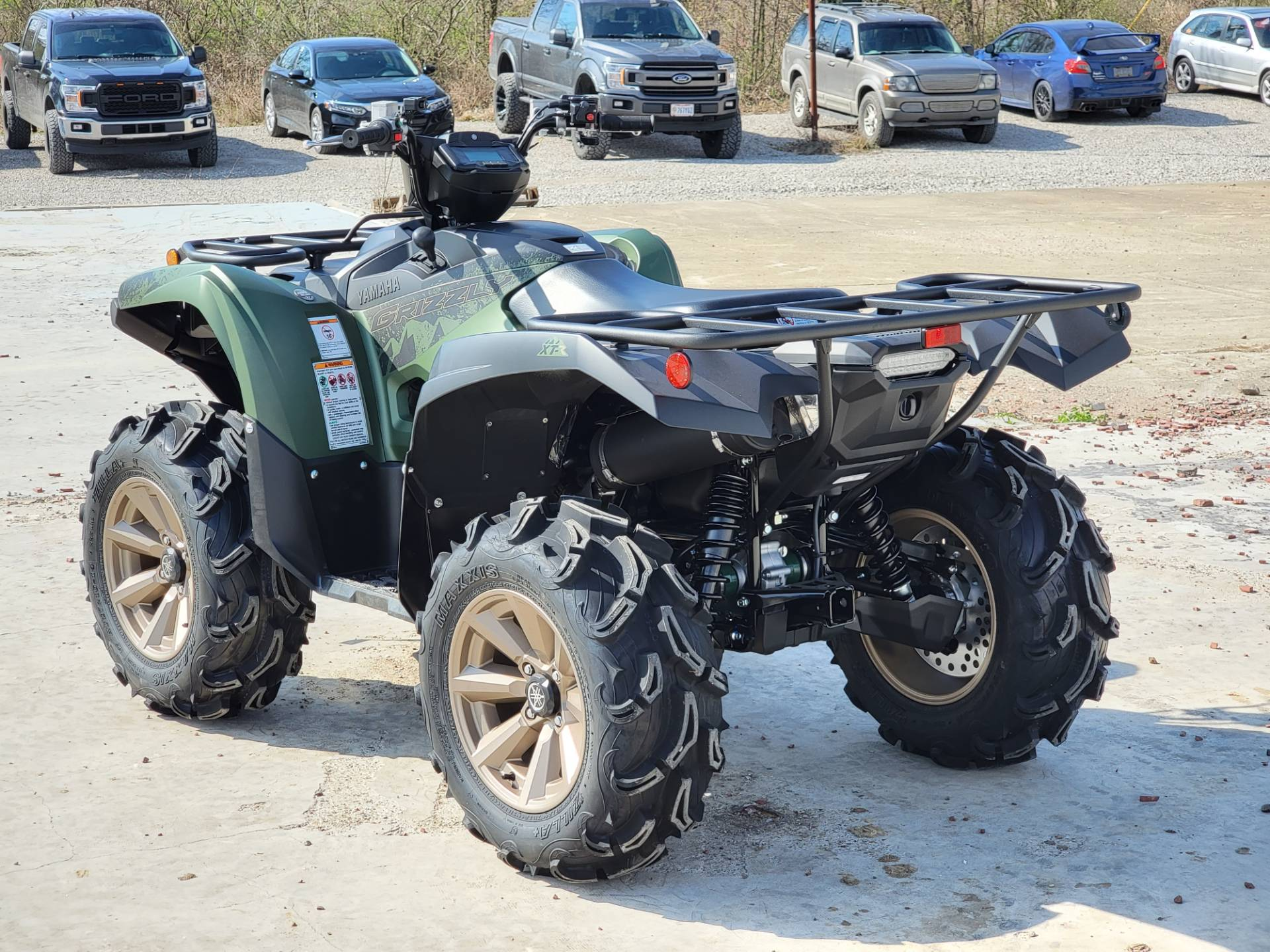 2021 Yamaha Grizzly EPS XT-R in Cambridge, Ohio - Photo 3