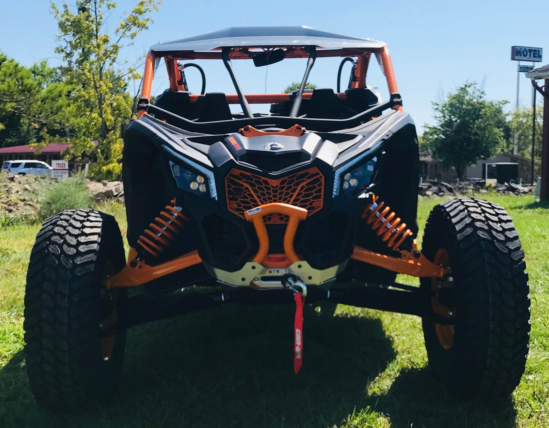 2020 Can-Am Maverick X3 X RC Turbo RR in Cambridge, Ohio - Photo 3