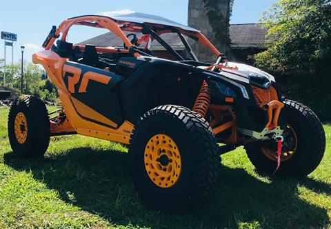 2020 Can-Am Maverick X3 X RC Turbo RR in Cambridge, Ohio - Photo 4