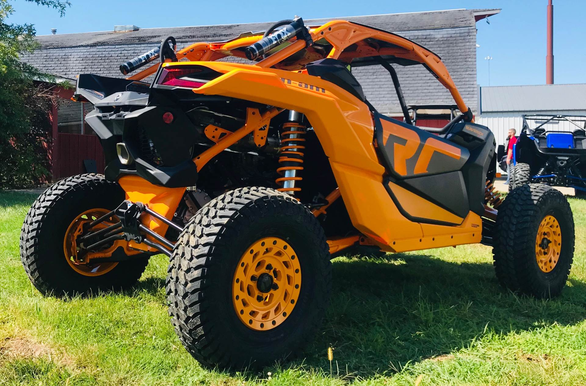 2020 Can-Am Maverick X3 X RC Turbo RR in Cambridge, Ohio - Photo 6