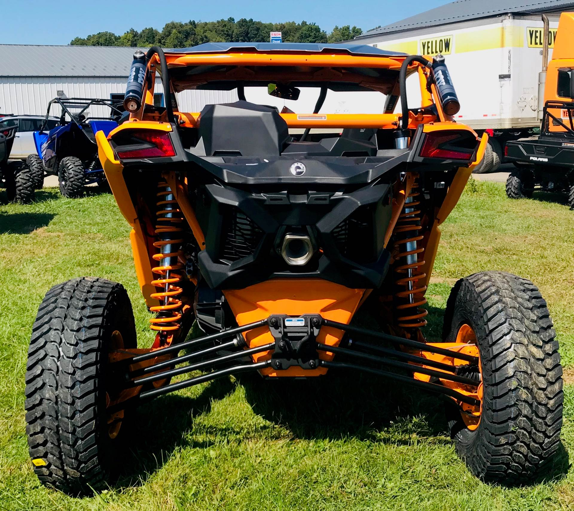 2020 Can-Am Maverick X3 X RC Turbo RR in Cambridge, Ohio - Photo 7