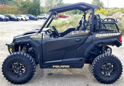 2021 Polaris General XP 1000 Pursuit Edition in Cambridge, Ohio - Photo 2