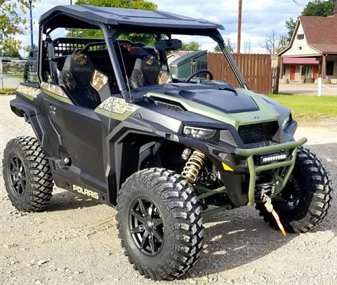 2021 Polaris General XP 1000 Pursuit Edition in Cambridge, Ohio - Photo 6