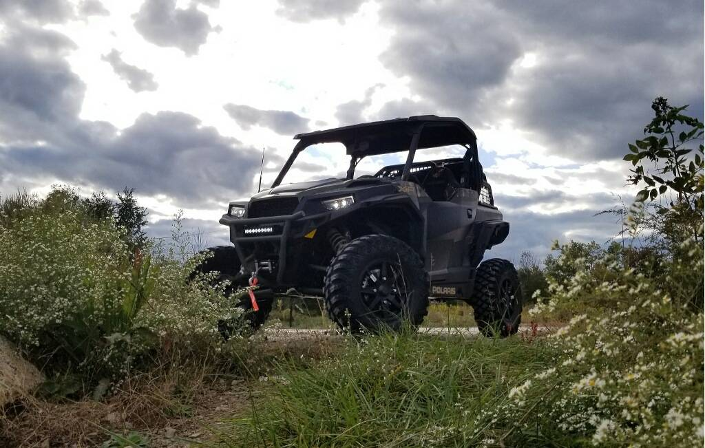2021 Polaris General XP 1000 Pursuit Edition in Cambridge, Ohio - Photo 12