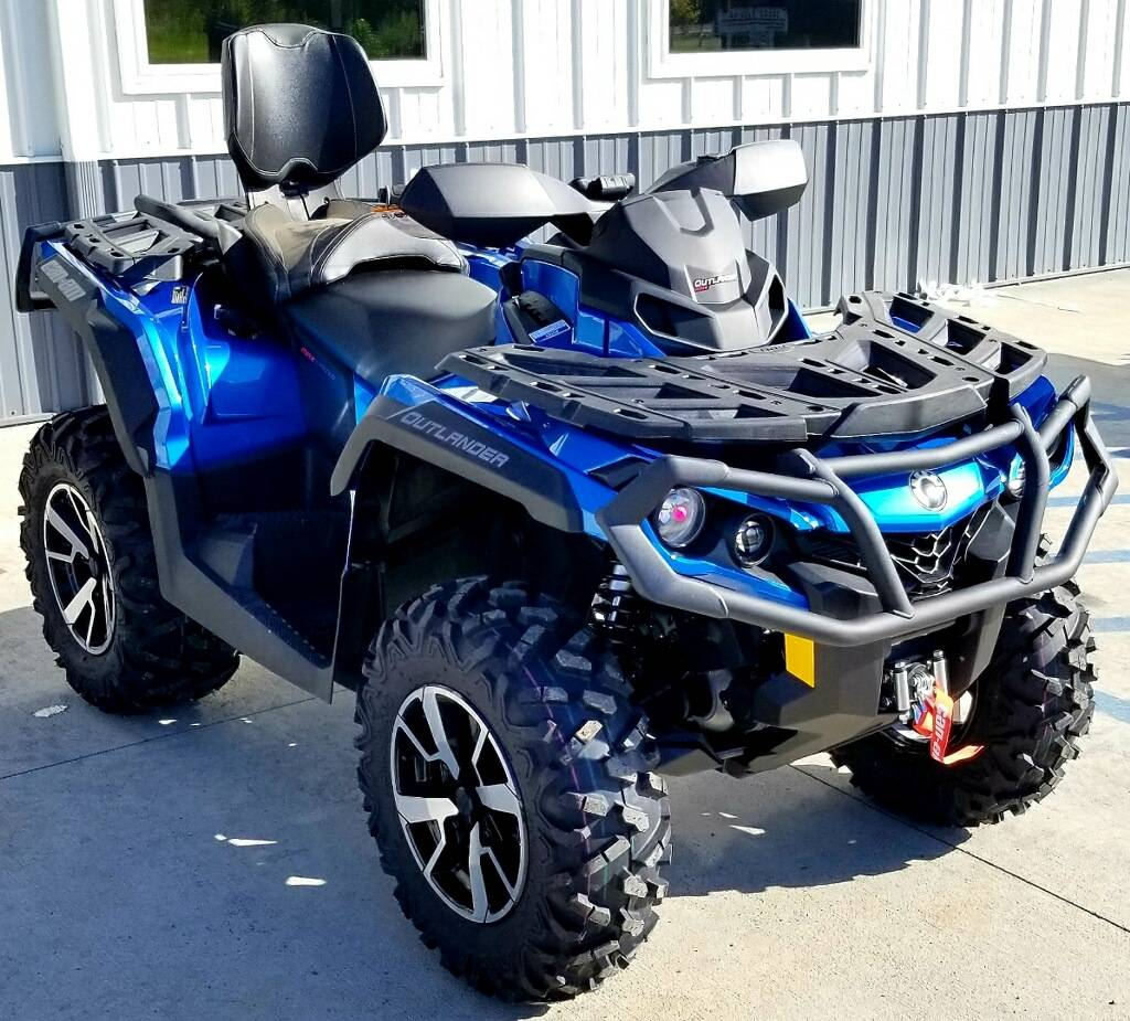 2021 Can-Am Outlander MAX Limited 1000R in Cambridge, Ohio - Photo 6