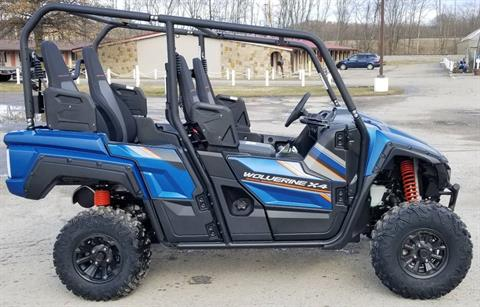 2019 Yamaha Wolverine X4 SE in Cambridge, Ohio - Photo 6