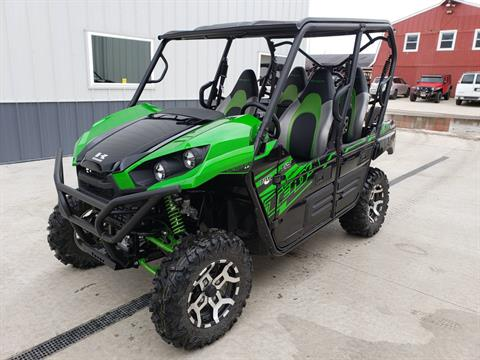 2020 Kawasaki Teryx4 LE in Cambridge, Ohio - Photo 5