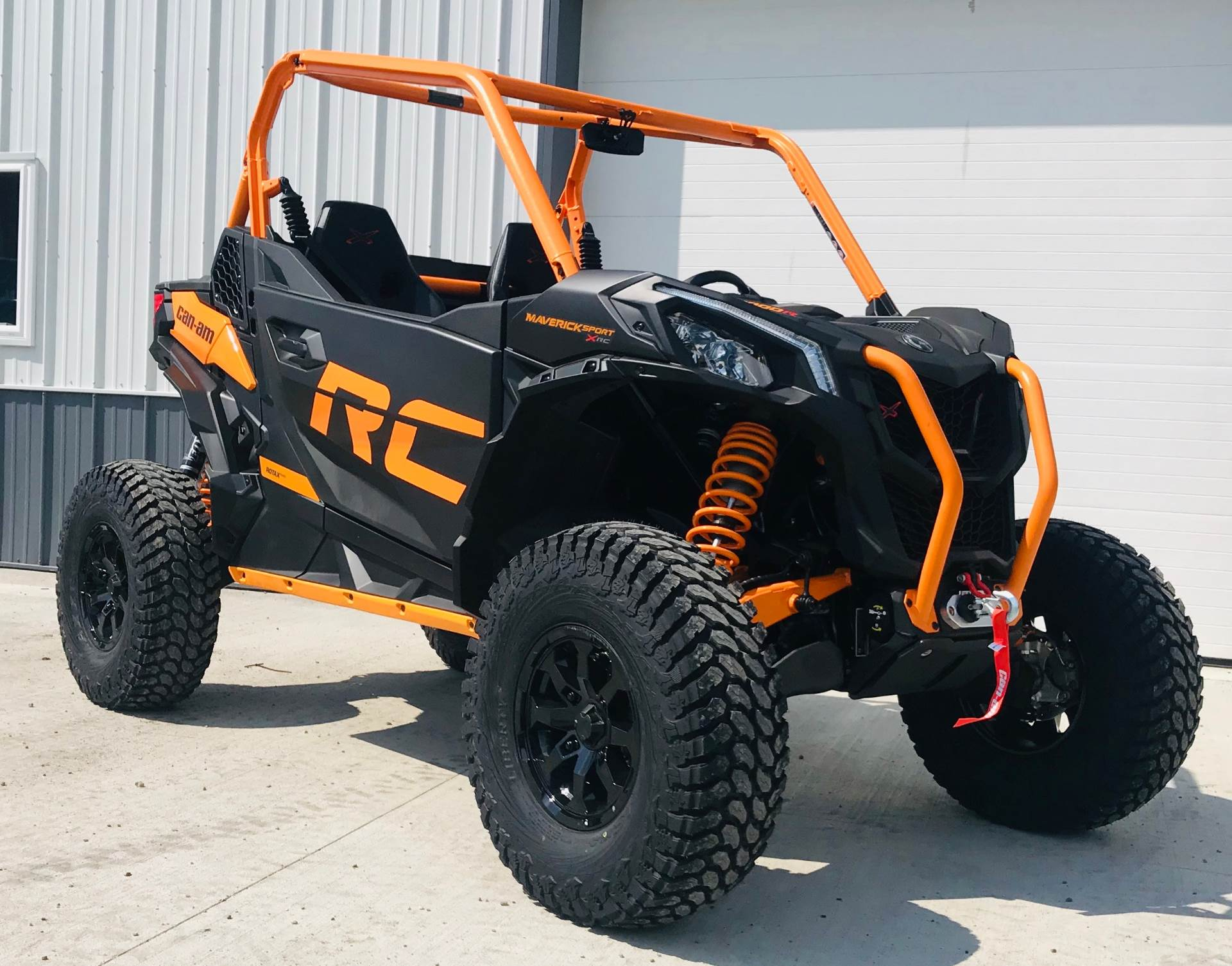 2020 Can-Am Maverick Sport X RC 1000R in Cambridge, Ohio - Photo 1