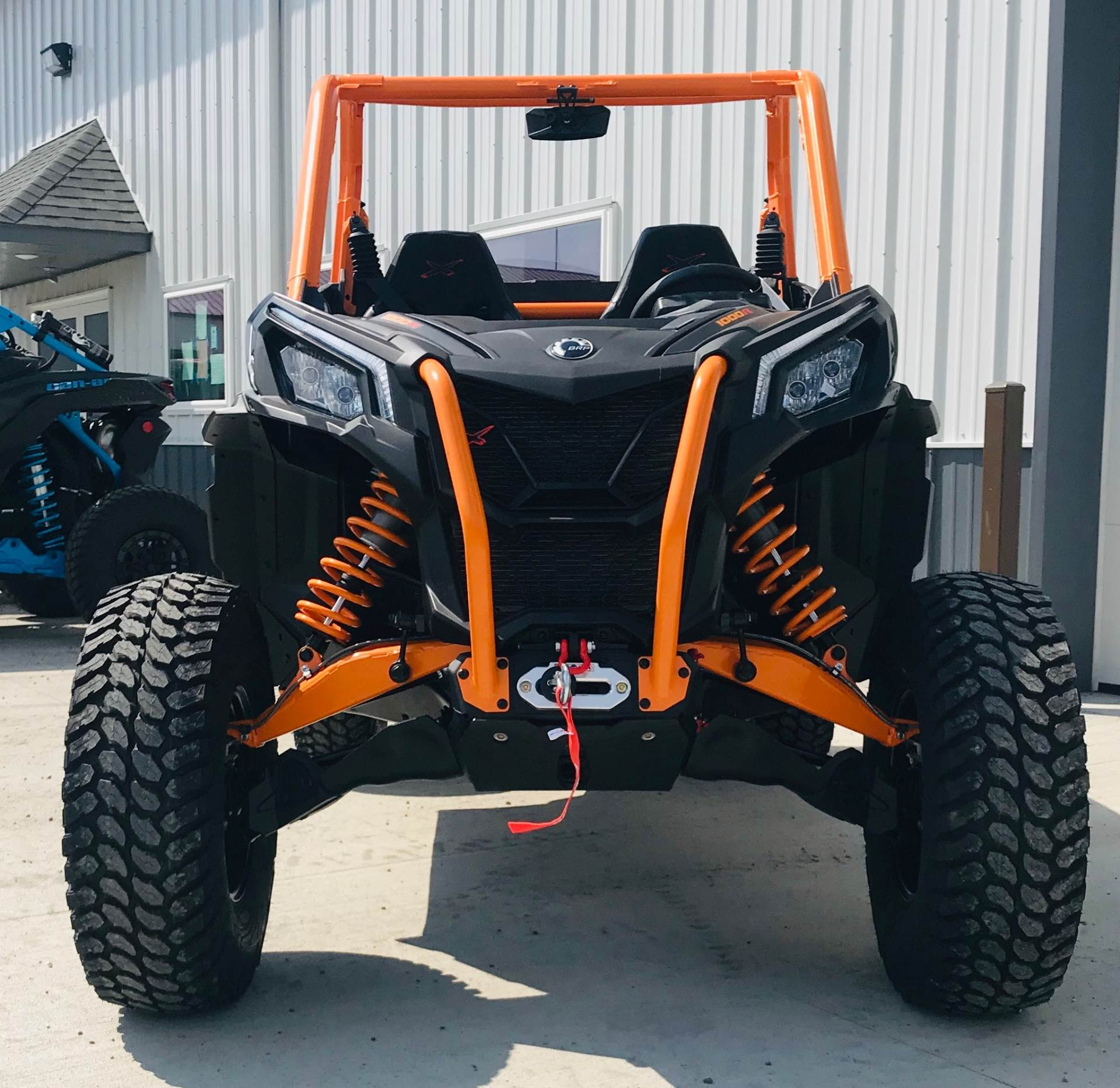 2020 Can-Am Maverick Sport X RC 1000R in Cambridge, Ohio - Photo 3