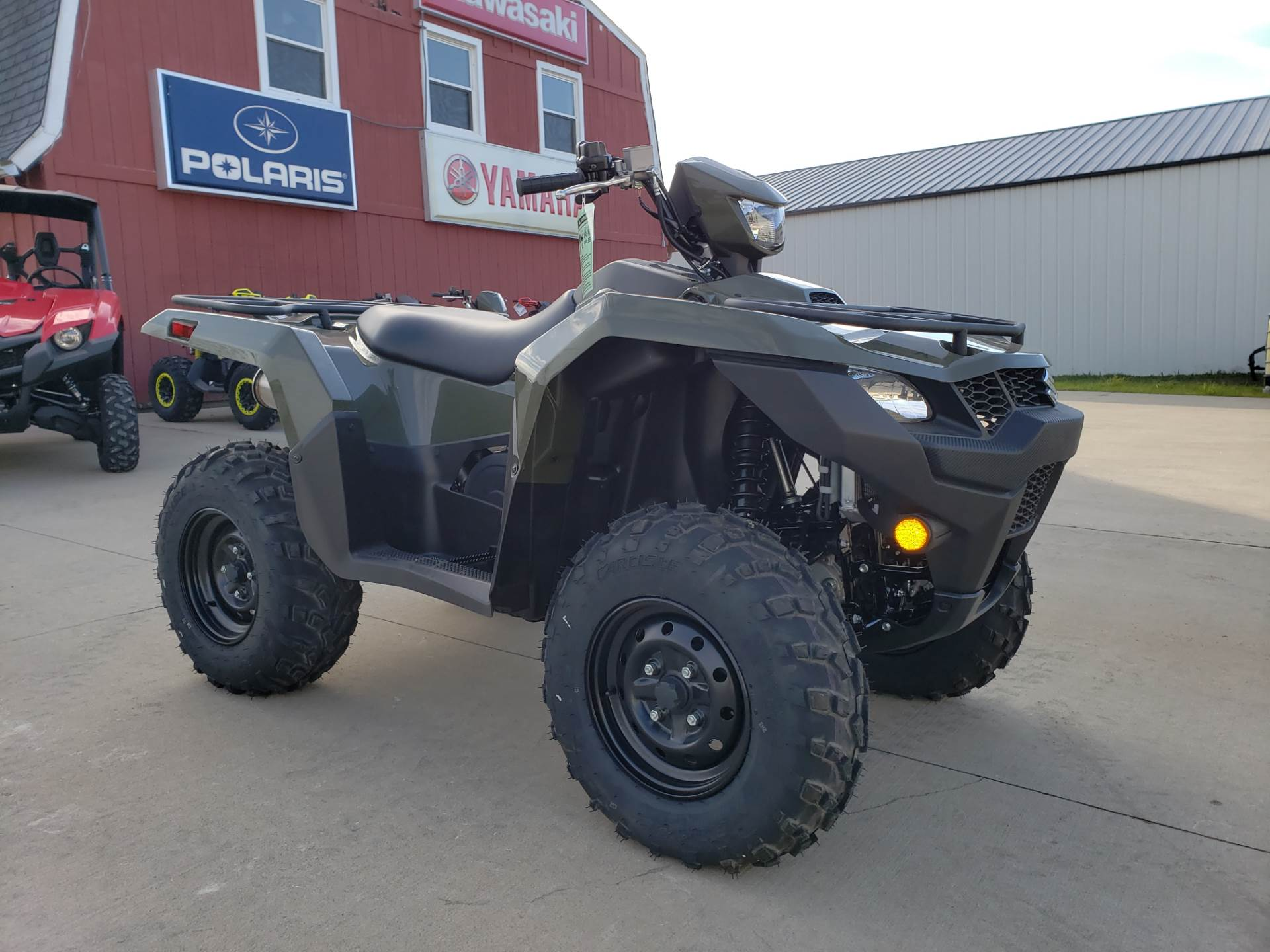 2019 Suzuki KingQuad 500AXi Power Steering 2