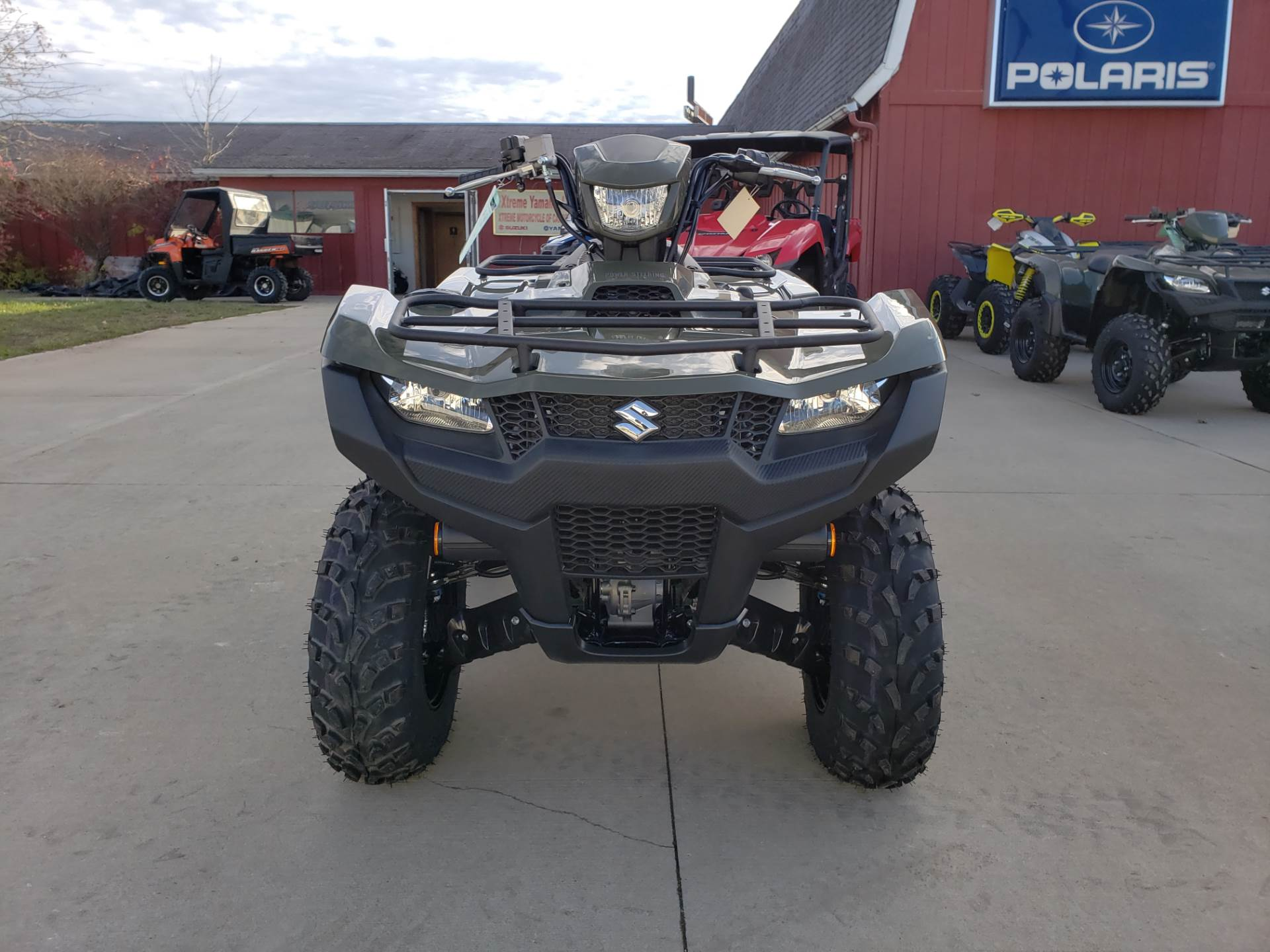 2019 Suzuki KingQuad 500AXi Power Steering 3