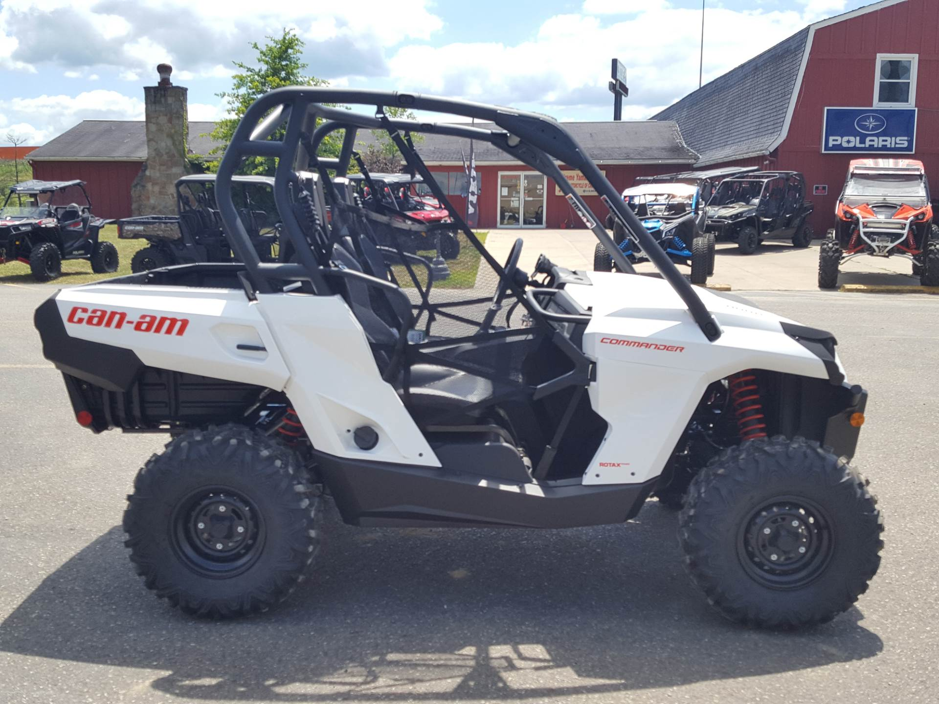 2020 Can-Am Commander 800R in Cambridge, Ohio - Photo 4