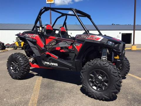 2017 Polaris RZR XP 1000 EPS in Cambridge, Ohio