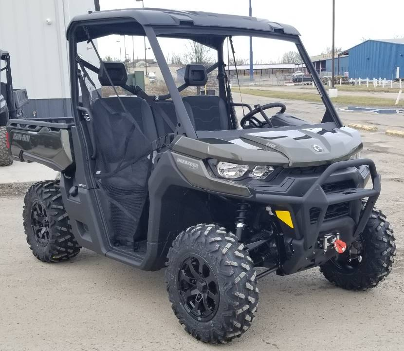 2020 Can-Am Defender XT HD8 in Cambridge, Ohio - Photo 1