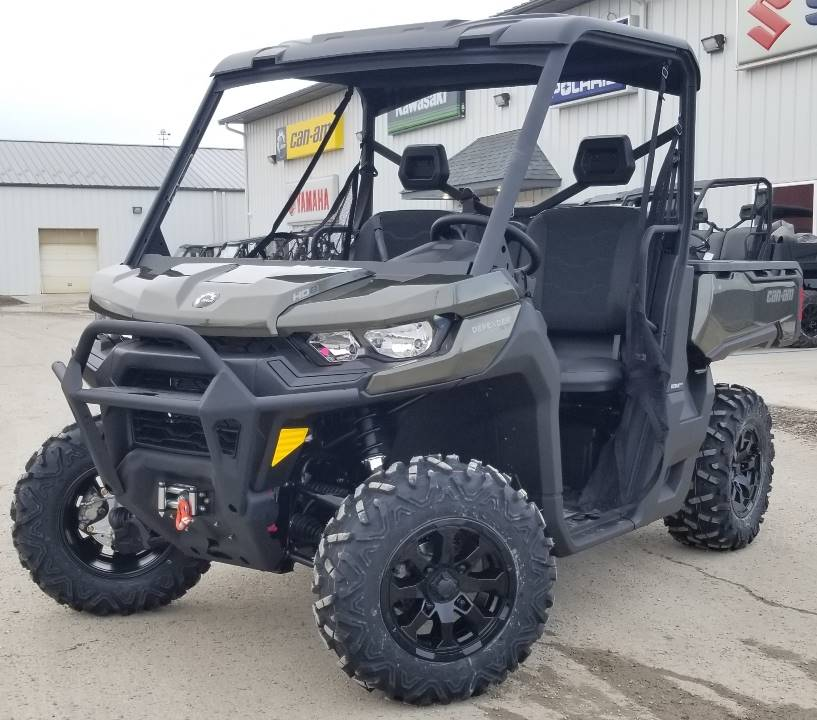 2020 Can-Am Defender XT HD8 in Cambridge, Ohio - Photo 6