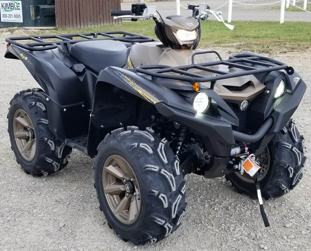 2020 Yamaha Grizzly EPS XT-R in Cambridge, Ohio - Photo 6