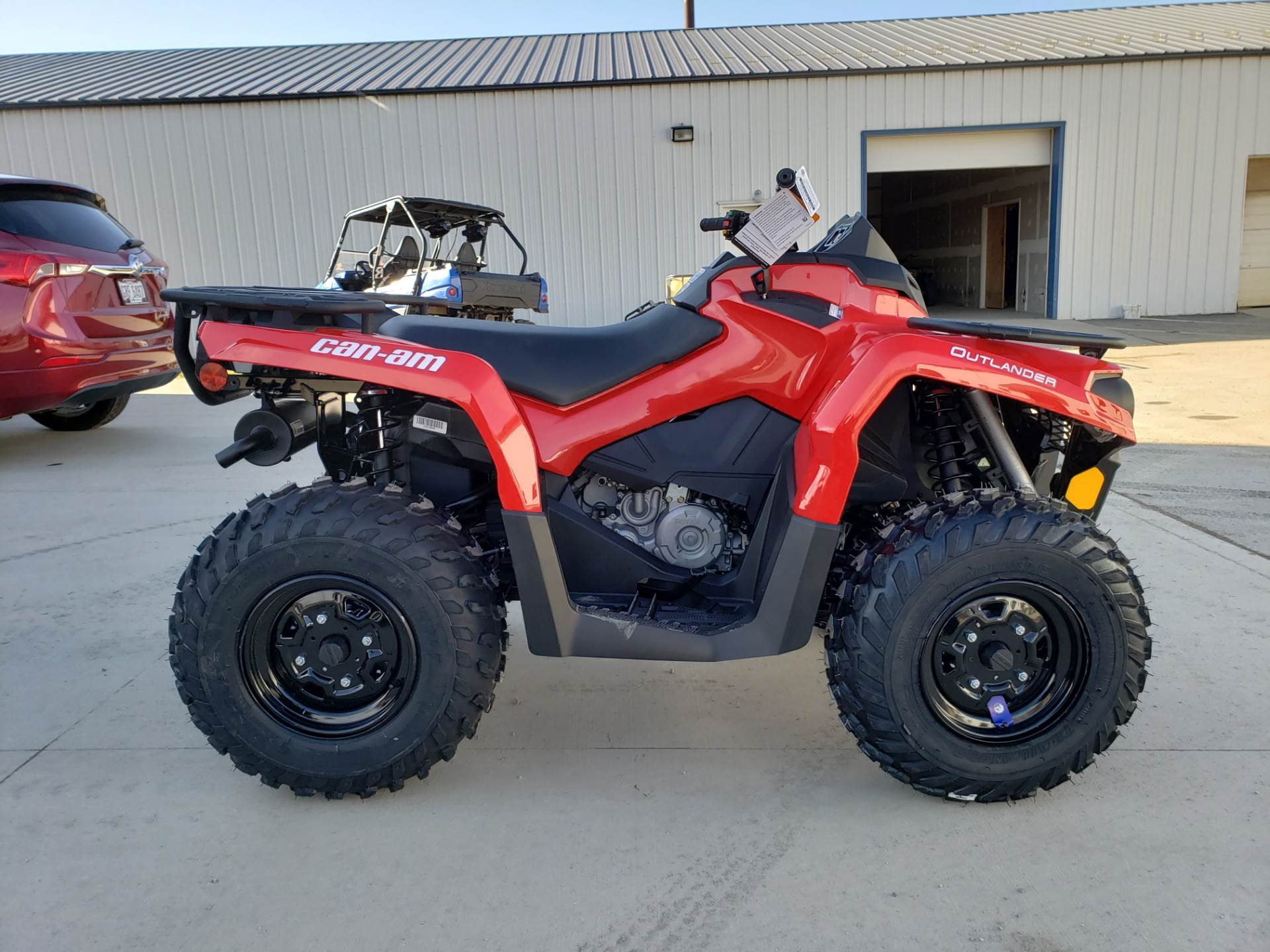 2019 Can-Am Outlander 450 in Cambridge, Ohio - Photo 1