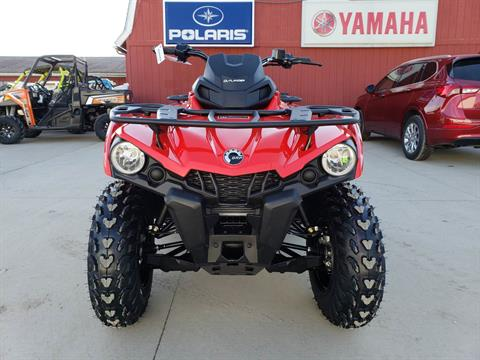 2019 Can-Am Outlander 450 in Cambridge, Ohio - Photo 3