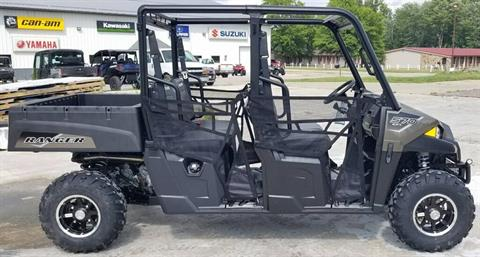 2021 Polaris Ranger Crew 570 Premium in Cambridge, Ohio - Photo 2