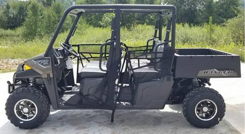 2021 Polaris Ranger Crew 570 Premium in Cambridge, Ohio - Photo 4