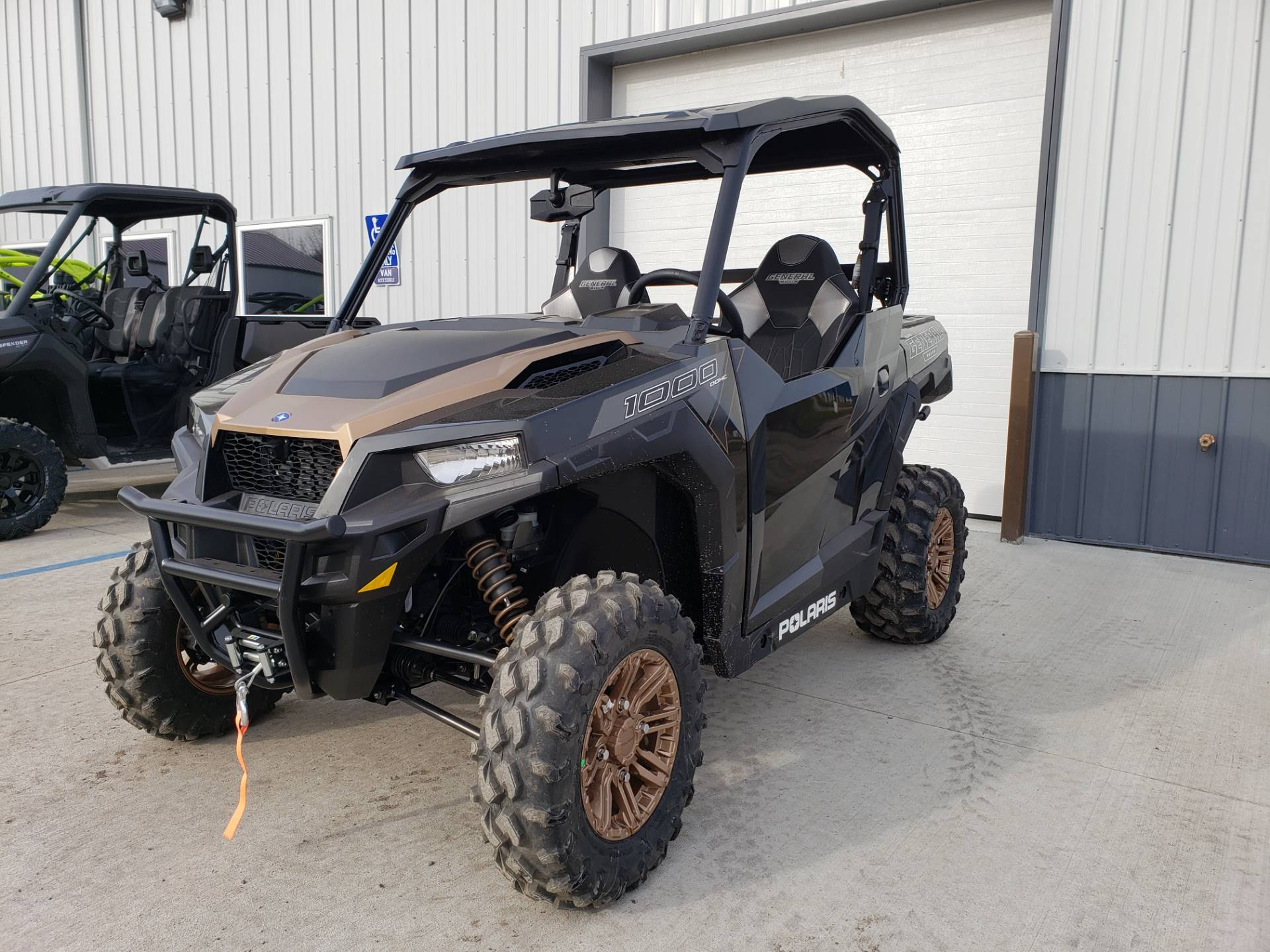 2019 Polaris General 1000 EPS Ride Command Edition in Cambridge, Ohio - Photo 2