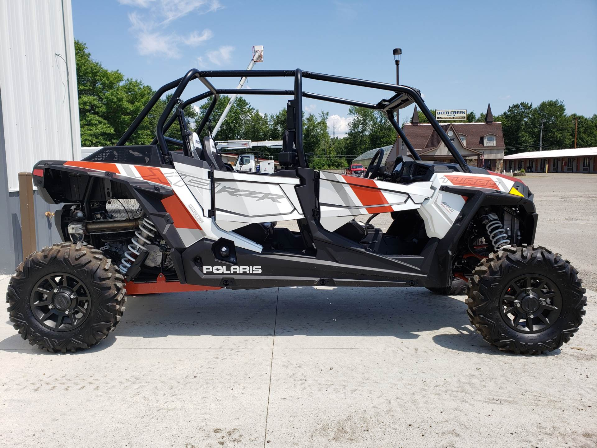 2019 Polaris RZR XP 4 Turbo in Cambridge, Ohio - Photo 5