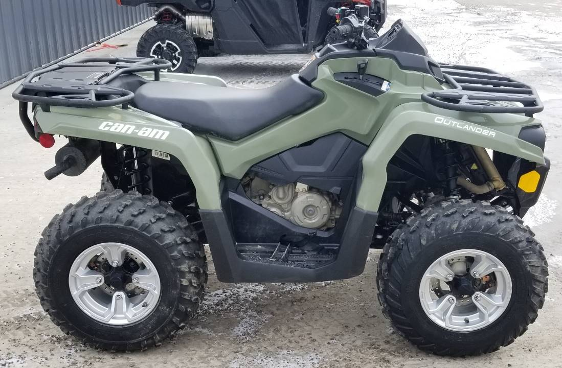 2020 Can-Am Outlander DPS 450 in Cambridge, Ohio - Photo 1