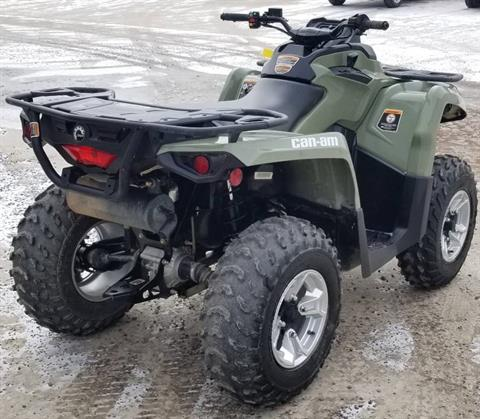 2020 Can-Am Outlander DPS 450 in Cambridge, Ohio - Photo 2