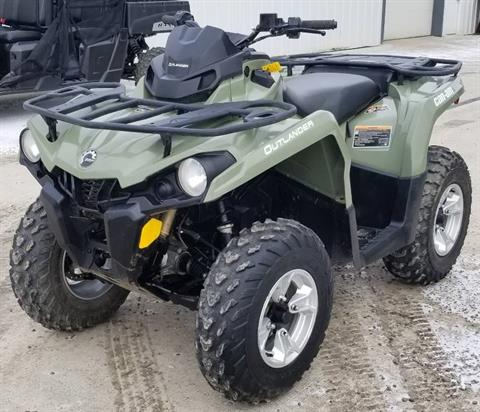 2020 Can-Am Outlander DPS 450 in Cambridge, Ohio - Photo 4