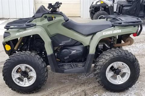 2020 Can-Am Outlander DPS 450 in Cambridge, Ohio - Photo 7