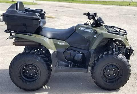 2015 Suzuki KingQuad 400FSi in Cambridge, Ohio - Photo 3