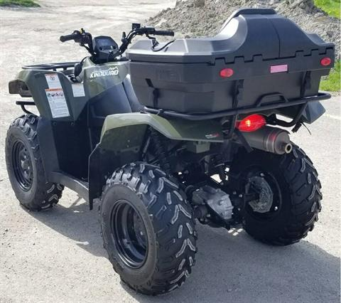 2015 Suzuki KingQuad 400FSi in Cambridge, Ohio - Photo 6