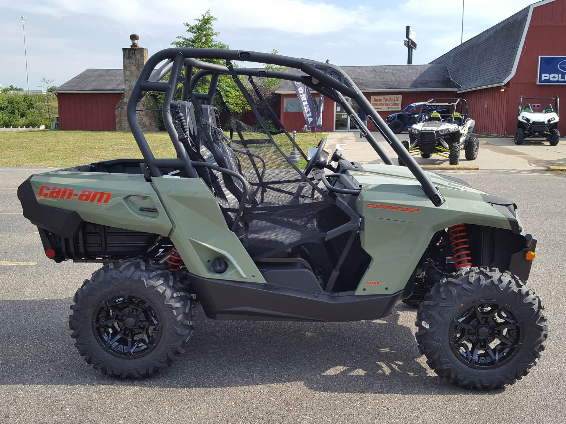 2020 Can-Am Commander DPS 800R in Cambridge, Ohio - Photo 5