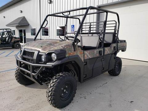2019 Kawasaki Mule PRO-FXT EPS Camo in Cambridge, Ohio - Photo 2