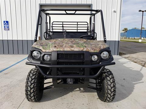 2019 Kawasaki Mule PRO-FXT EPS Camo in Cambridge, Ohio - Photo 3