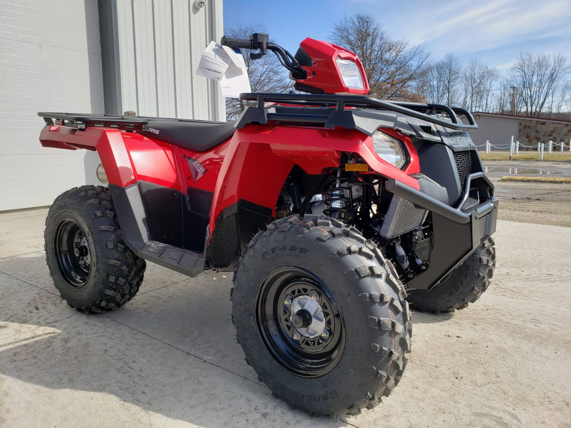 2020 Polaris Sportsman 570 EPS Utility Package in Cambridge, Ohio - Photo 1