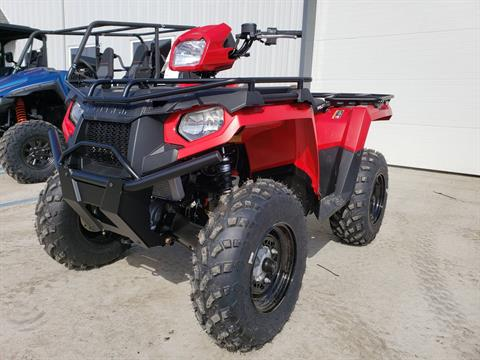 2020 Polaris Sportsman 570 EPS Utility Package in Cambridge, Ohio - Photo 5