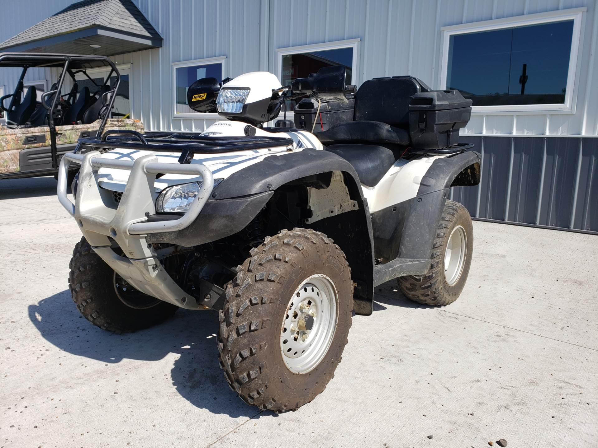 2008 Honda FourTrax® Foreman® 4x4 in Cambridge, Ohio - Photo 2